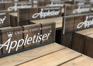 Expositores Appletiser