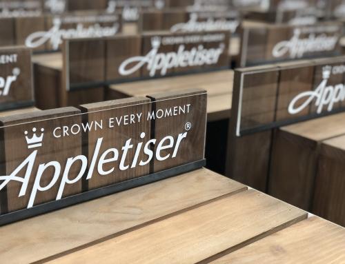 Expositores Appletiser