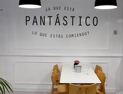 @Pantástica, interiorismo en local de hostelería en La Laguna